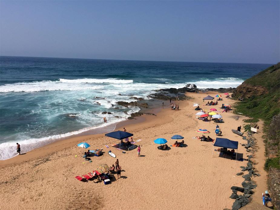 Tes-beach-camping